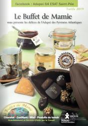 Catalogue du Buffet de Mamie